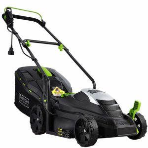 American Lawn Mower Corded Electric Lawn Mower