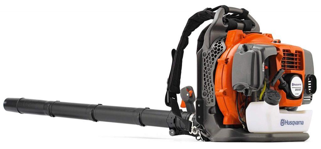 Husqvarna 350BT Backpack Leaf Blower