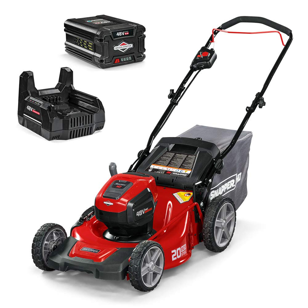 Snapper HD Electric Cordless Lawnmower