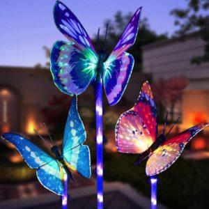 WOHOME Solar Garden Lights