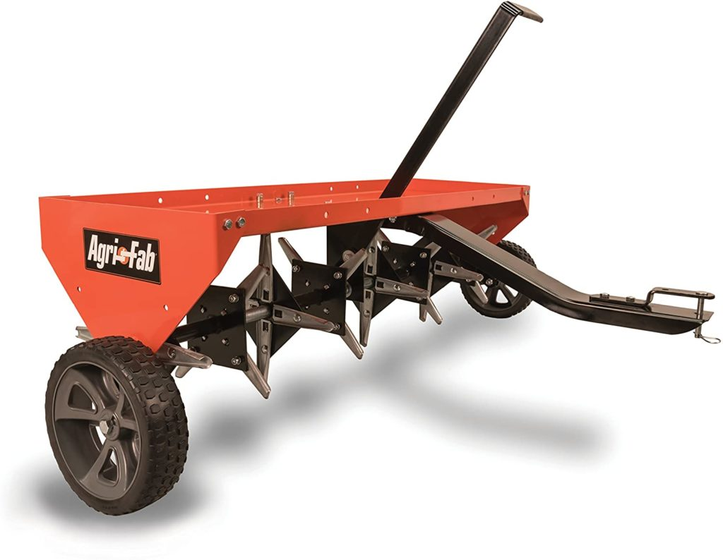 Agri-Fab 48-Inch Tow Lawn Aerator