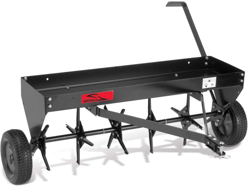 Brinly 40-Inch Lawn Aerator