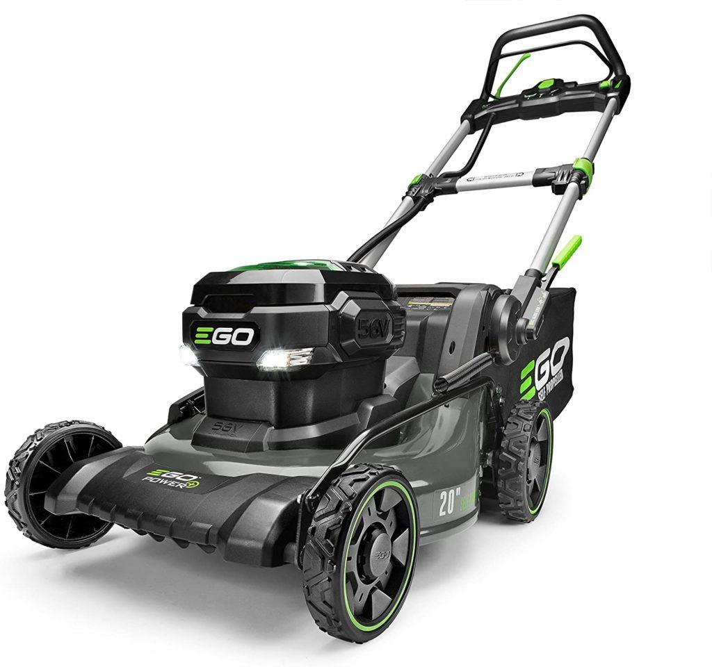 EGO Power+ 20-Inch Self-Propelled Lawn Mower