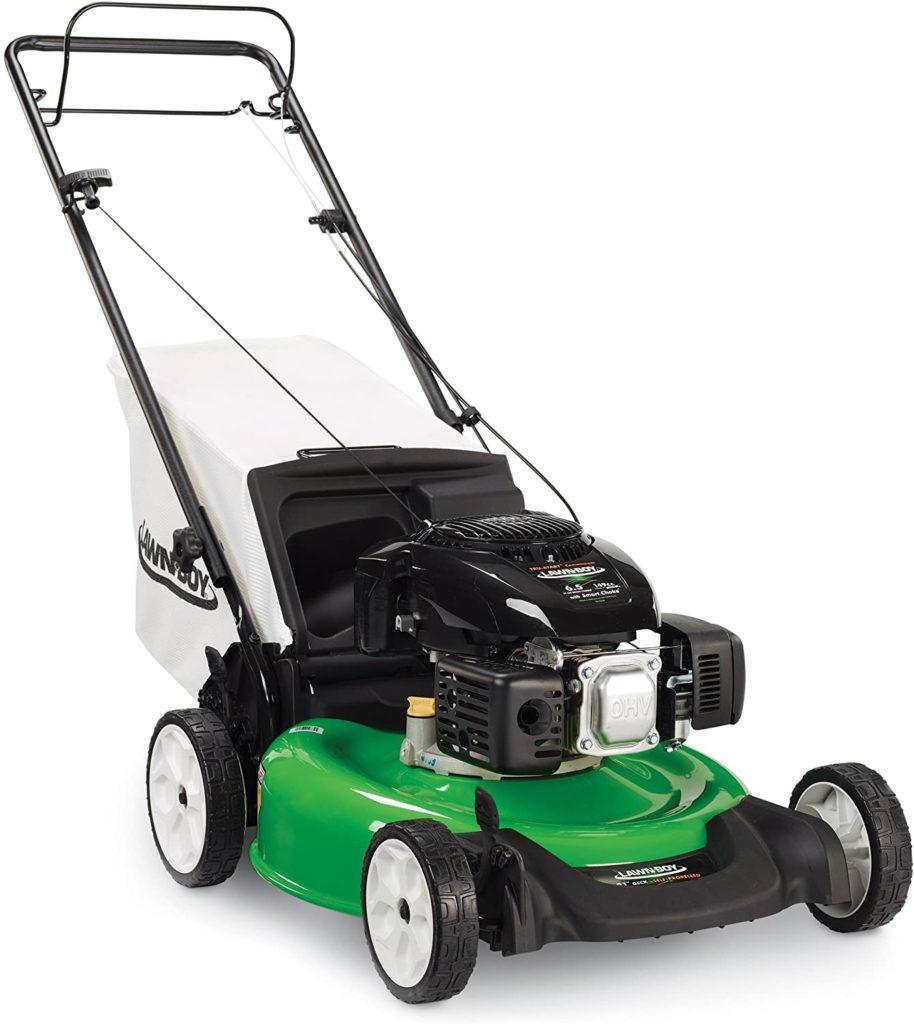 Lawn-Boy 21-Inch Self-Propelled Lawn Mower