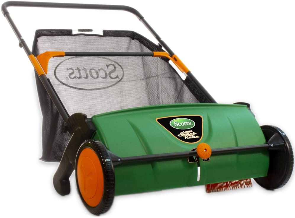 Scotts 26-Inch Lawn Sweeper