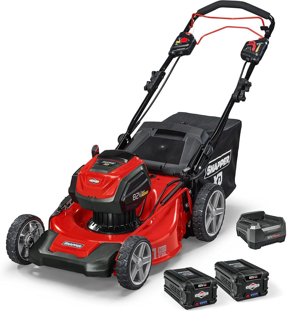 Snapper XD Cordless Self-Propelled Lawn Mower