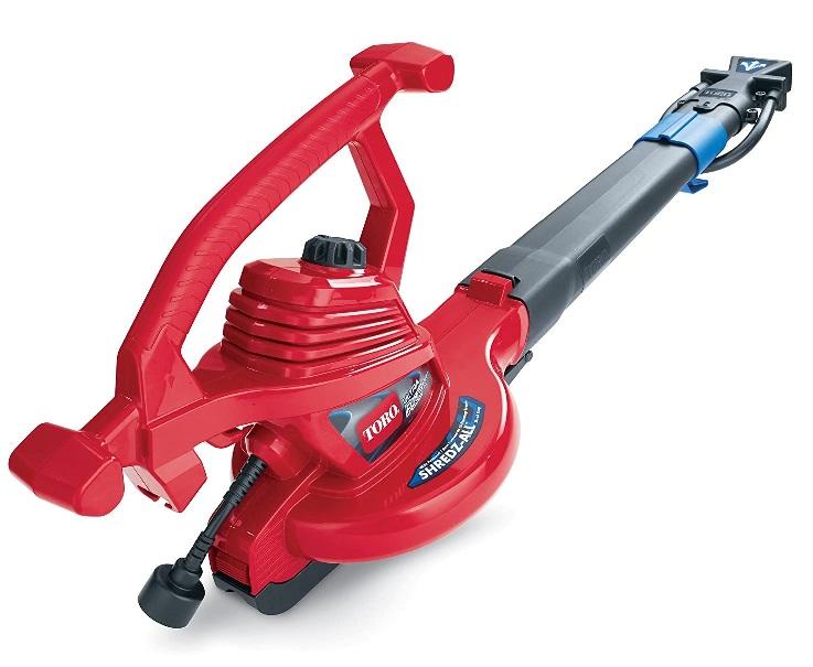Toro Lawn Vacuum