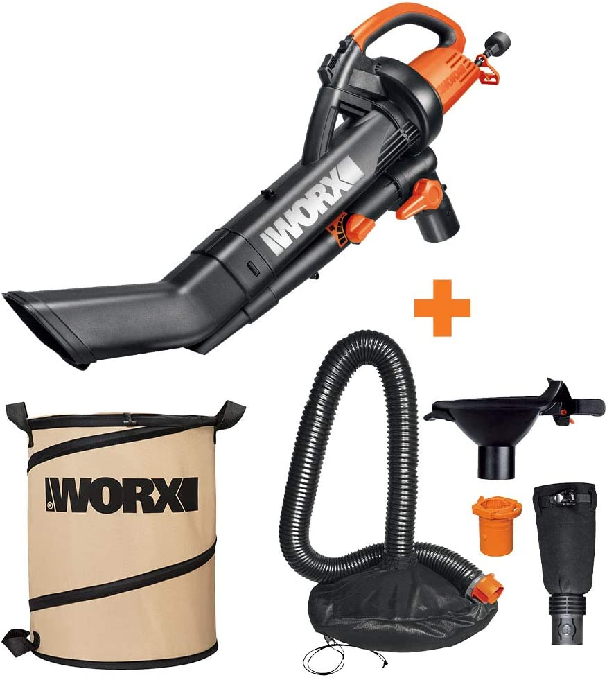 WORX WG505 Lawn Blower and Vacuum
