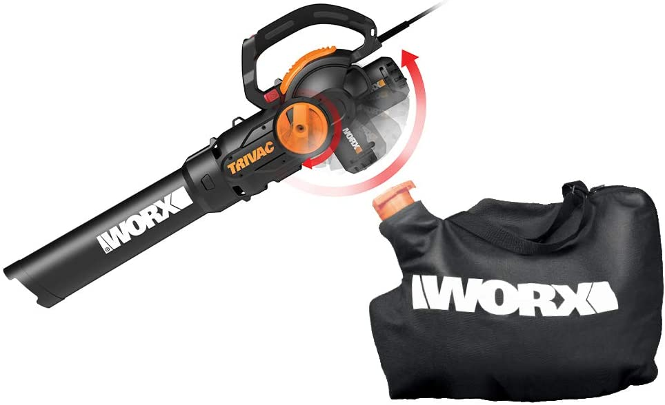 WORX WG512 Lawn Vacuum and Blower