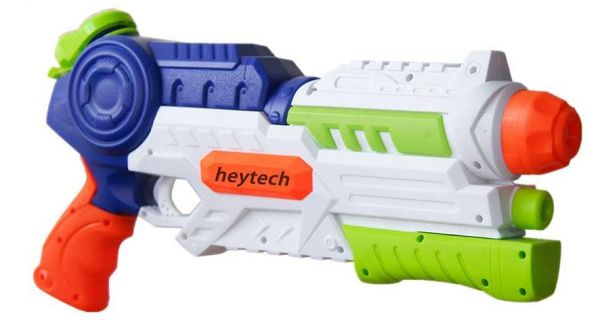 water pistol to scare cat